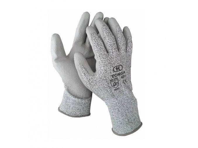 Neprořezné rukavice tonga kategorie 3