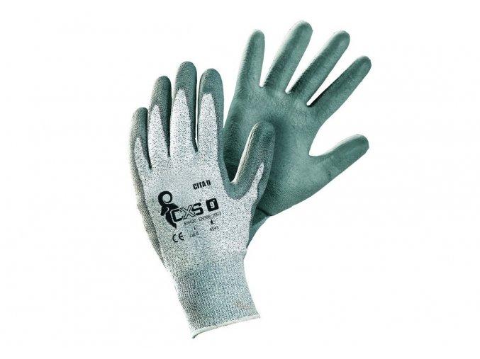 Neprorezna kategorie 4 rukavice CITA II