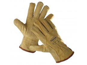 Kožené pracovní rukavice pigeon