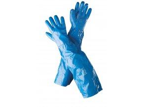 universal pracovní rukavice PVC