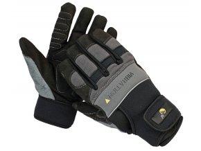 vibrační rukavice nigra