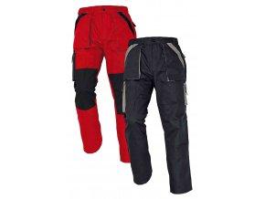 Pracovní montérkové kalhoty