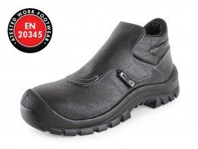Kožená pracovní bota BOND S3