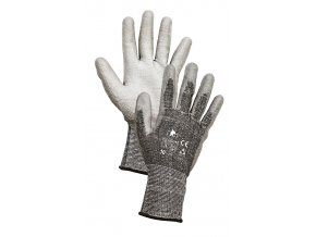 neprořezné pracovní rukavice kategorie 5