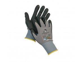 pracovni rukavice dots