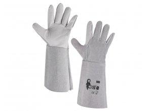 kožené svářečské rukavice Huri CXS