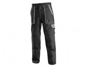 Monterkove kalhoty luxy josef černé