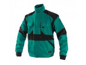 damska pracovni bluza zelena