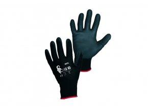 Bunting black brita povrstvene pracovni rukavice