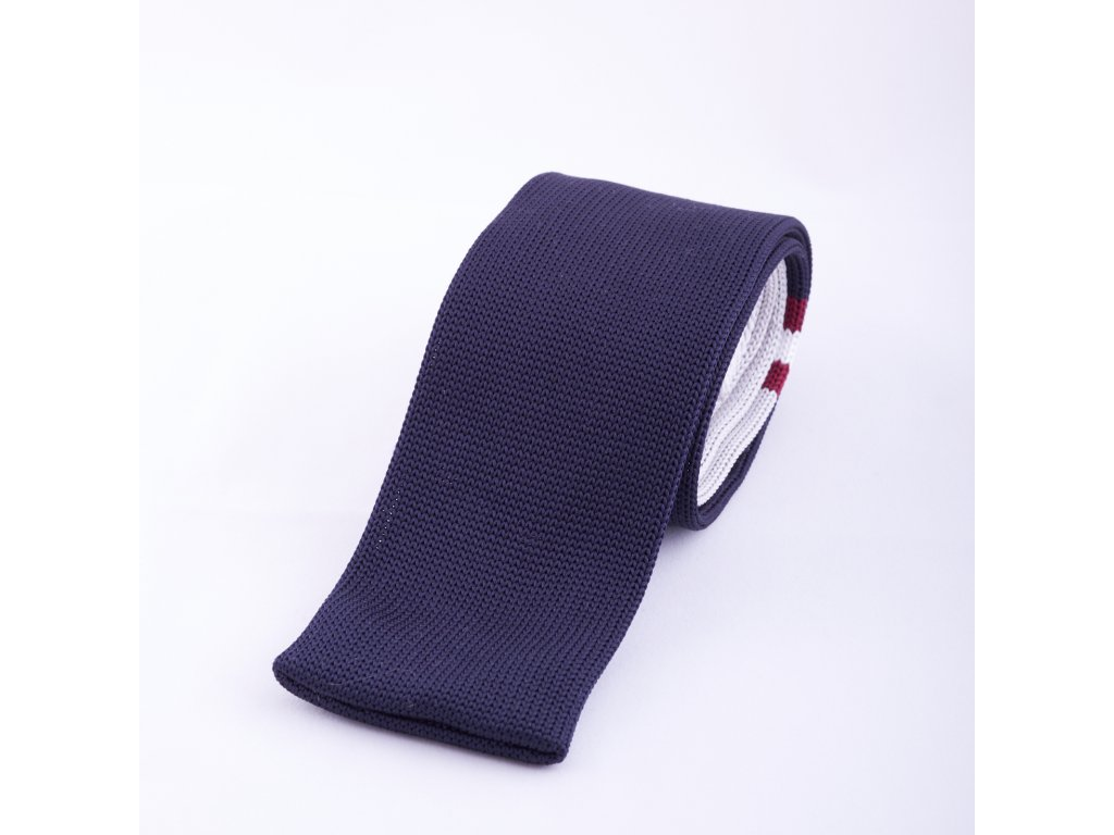 Kravata Modř