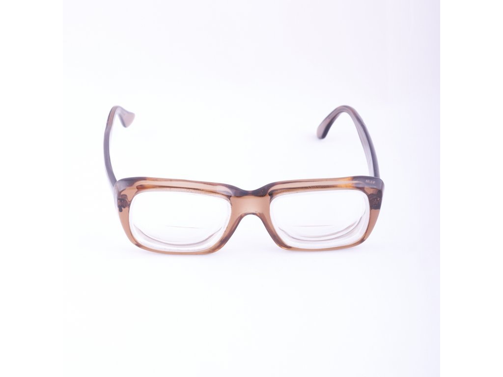 Brýle hnědé