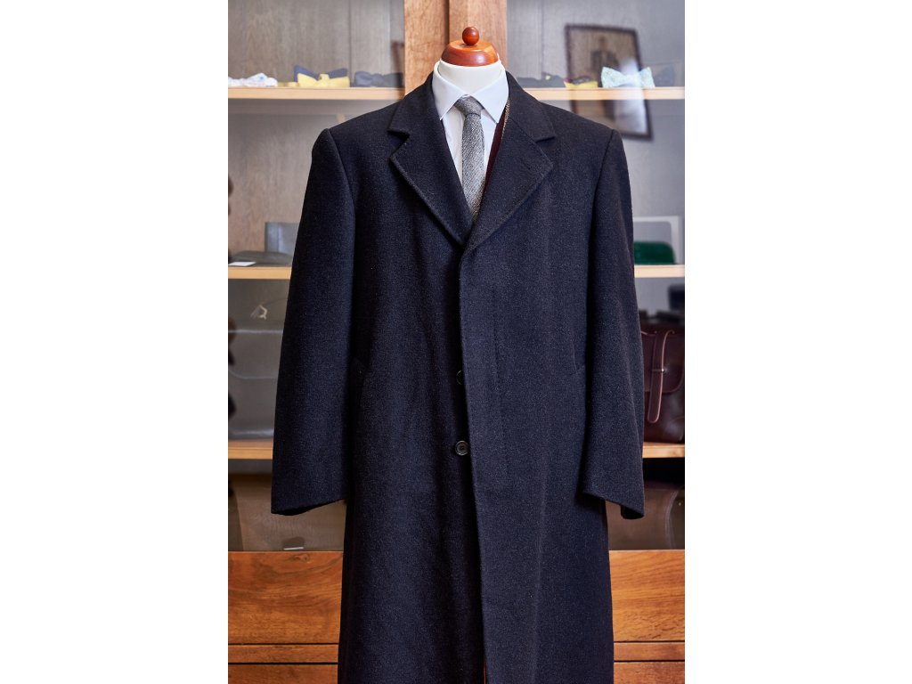 Kašmírový kabát