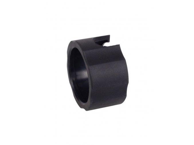 Kryt manometru 50mm univerzální černý