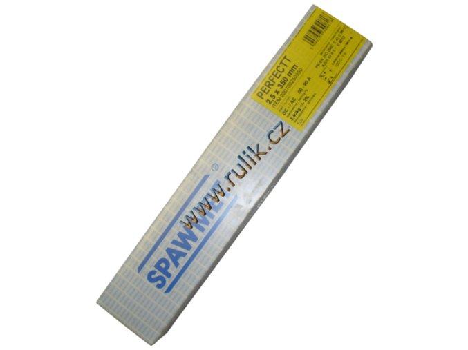 Elektrody SPAWMET PERFECTT pr.2.0mm rutilové