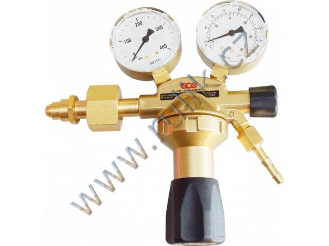 Redukční ventil Dusík DIN+ NIT N3