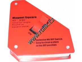 Magnetický úhelník 130mm vypínatelný