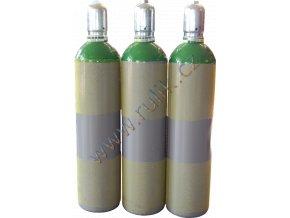 Náplň pro lahev 98%Ar+2%CO2 20litrů/200bar/4.5 m3 MIG-NEREZ