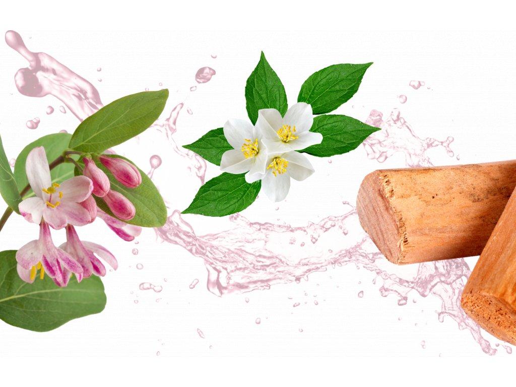 honeysuckle and jasmine mobile splash 3