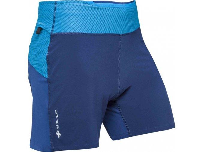 panske sortky raidlight trail raider shorts tmave modra 110566