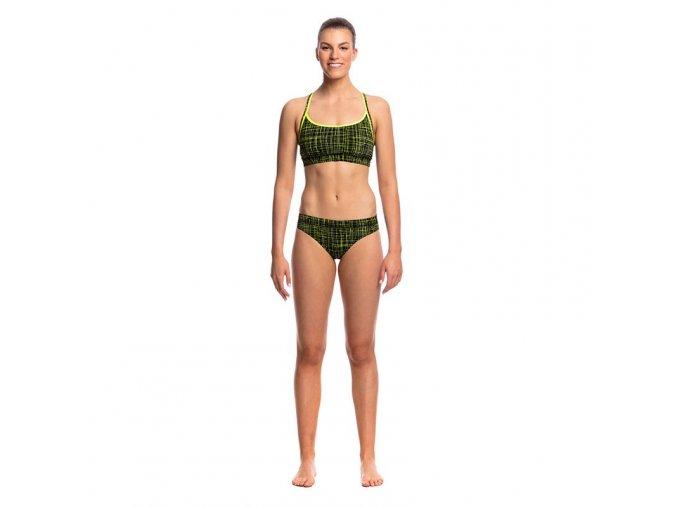 funkita slashn burn ladies bikini sports briefs 4