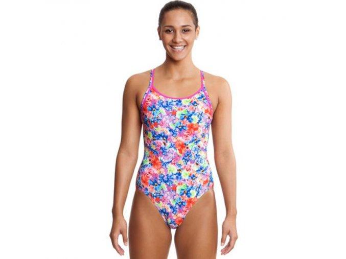 funkita ladies swimwear pretty petal diamond back one piece 1 650x