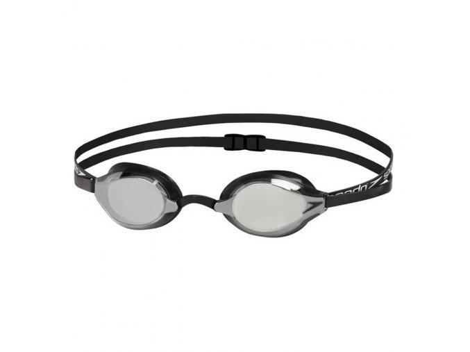 speedo fastskin speedsocket 2 mirror swimming goggles