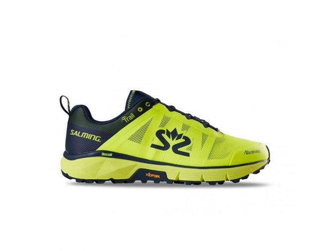 salming trail 6 men safety yellow navy