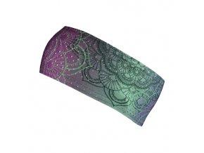 bjez celenka mandala purple