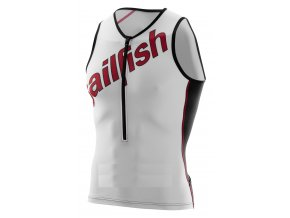 2016 Mens Tritop Team white red