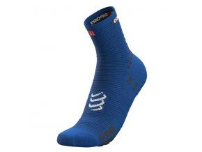 compressport pro racing v30 calze da running blu lolite prsv3 rh 512 B 600x600