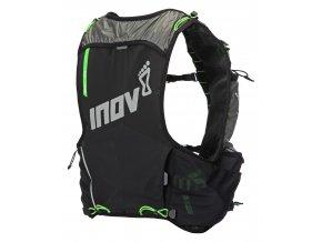 Race Ultra Pro 5 Vest Black Green back