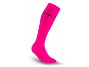 neon socks neon pink