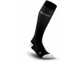 run ultralight compression socks black lightgrey
