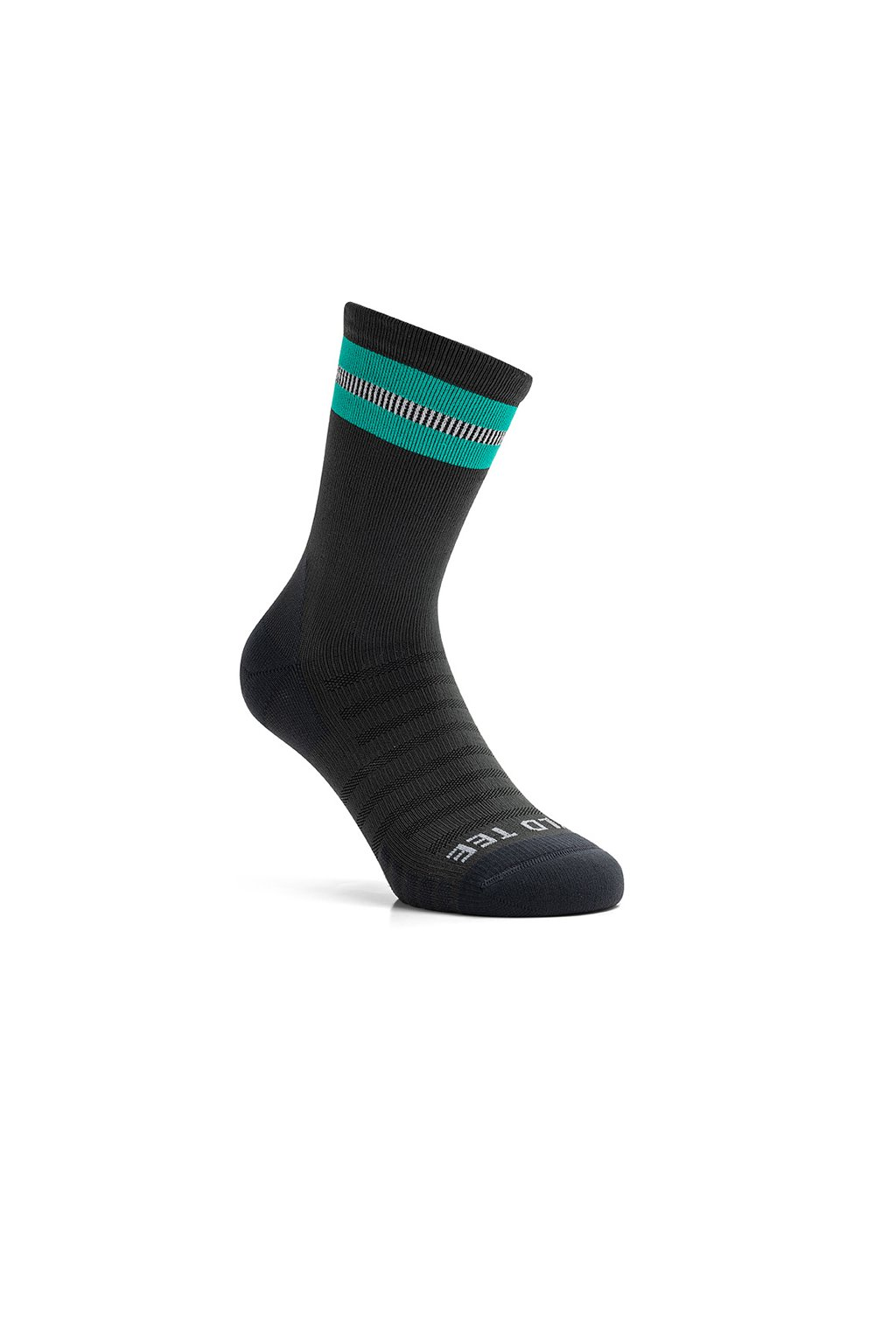 ROCKIES SOCKS GREEN Front
