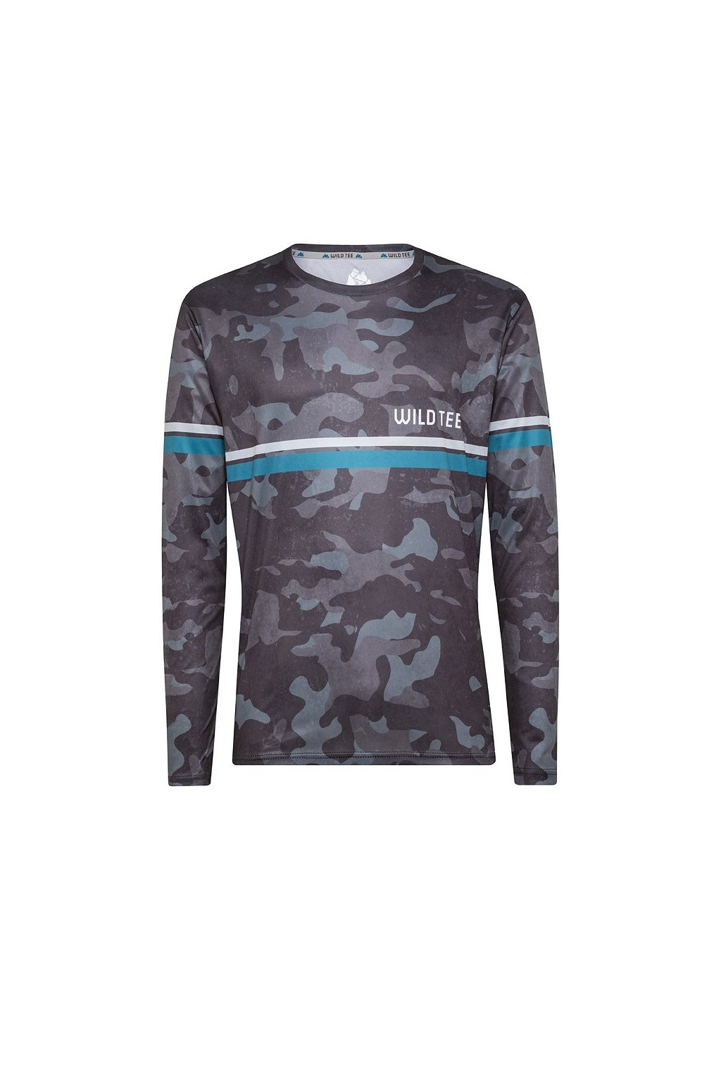 camo grey men long sleeve