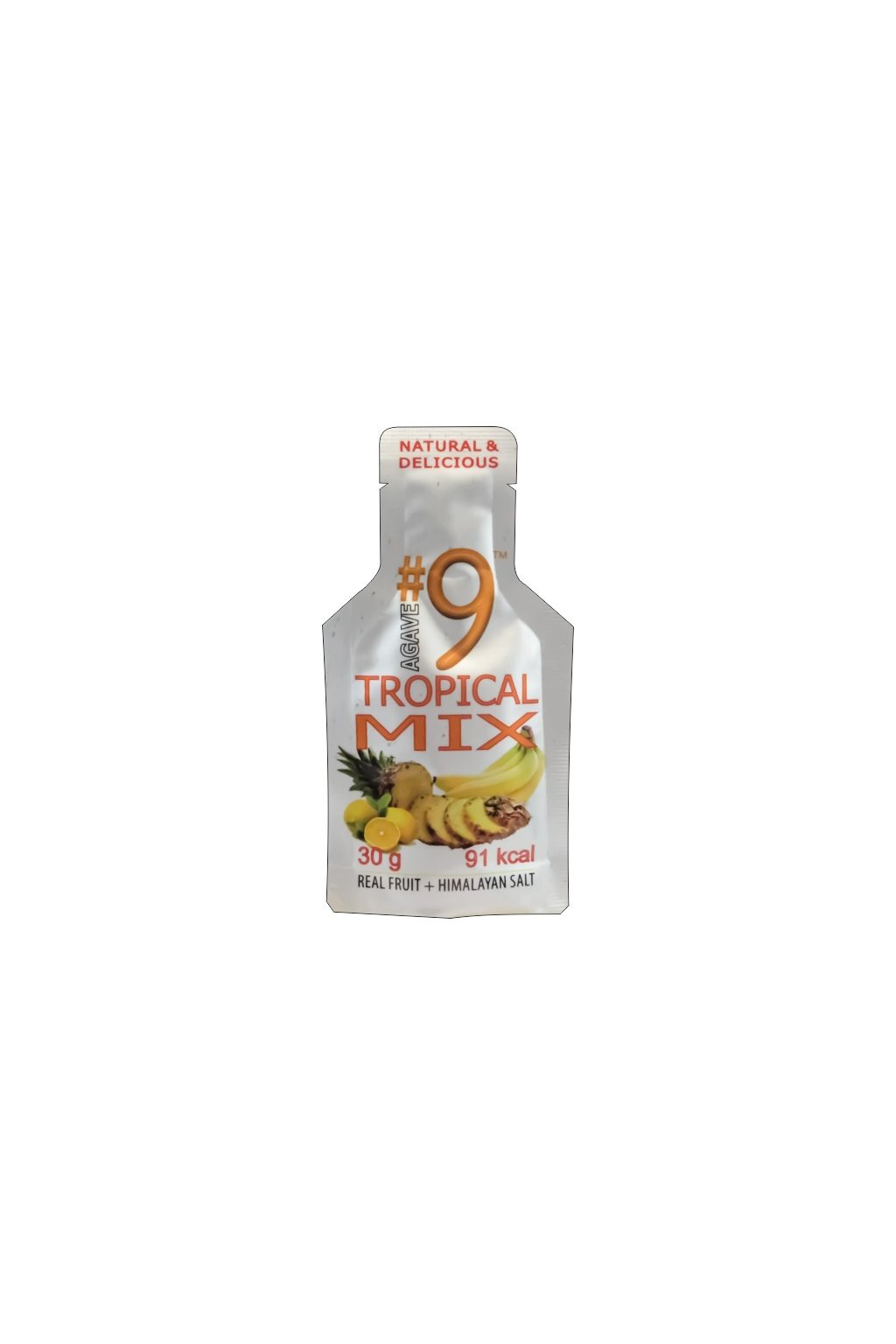 agave 9 energy gel tropical mix