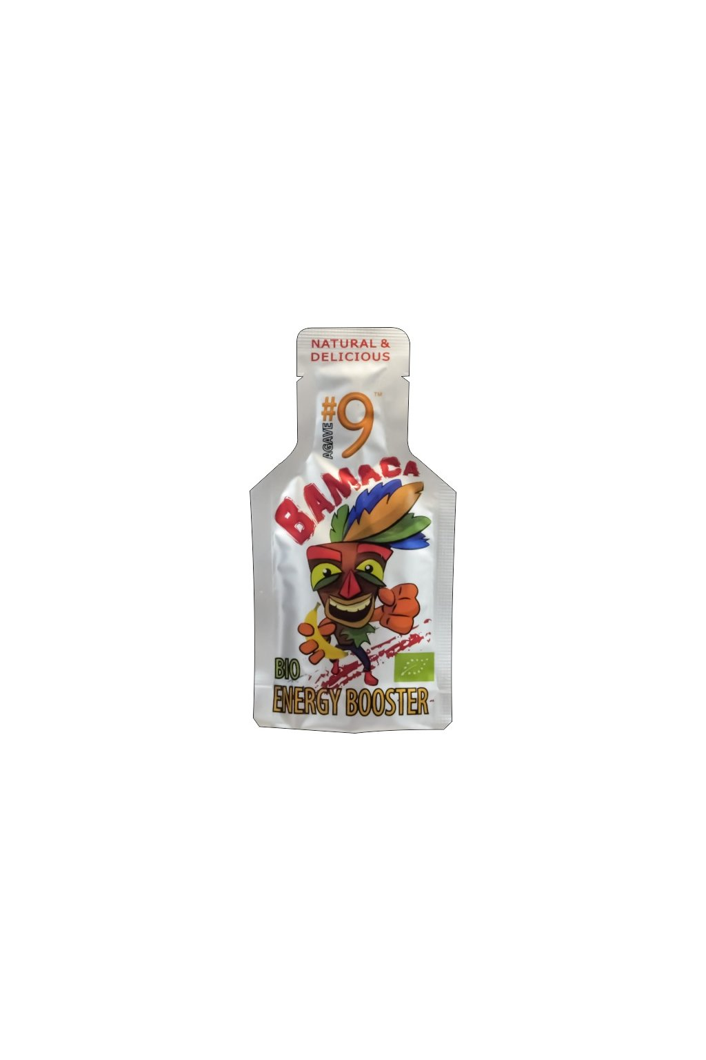 agave 9 energy gel bamaca