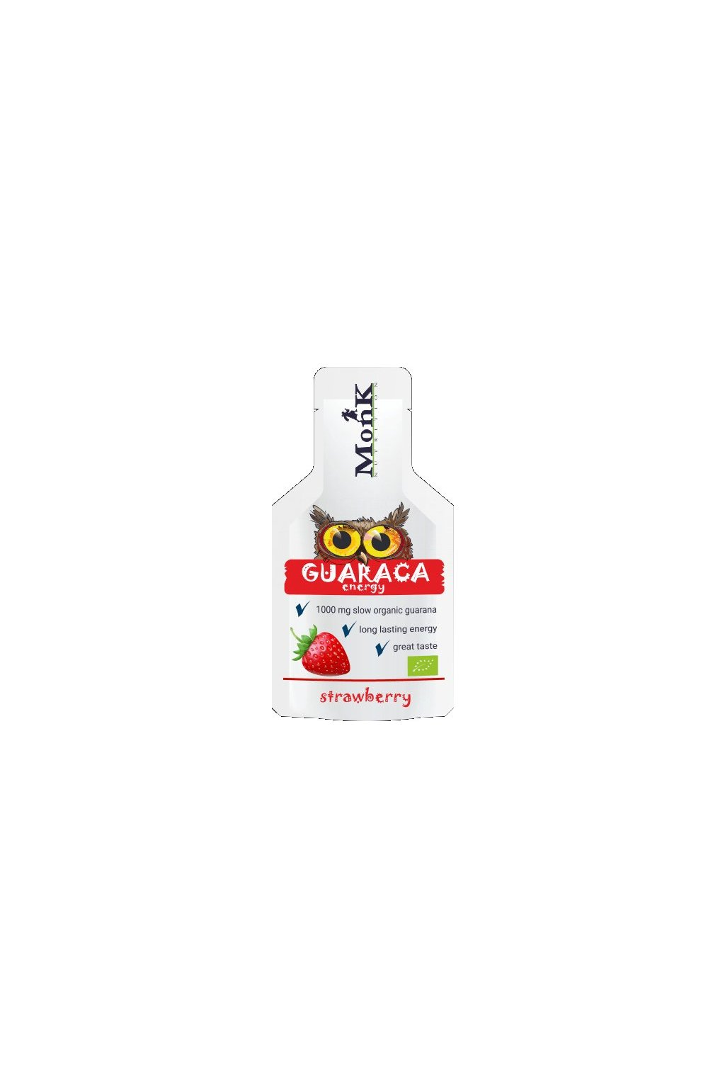 agave 9 energy gel guaraca jahoda