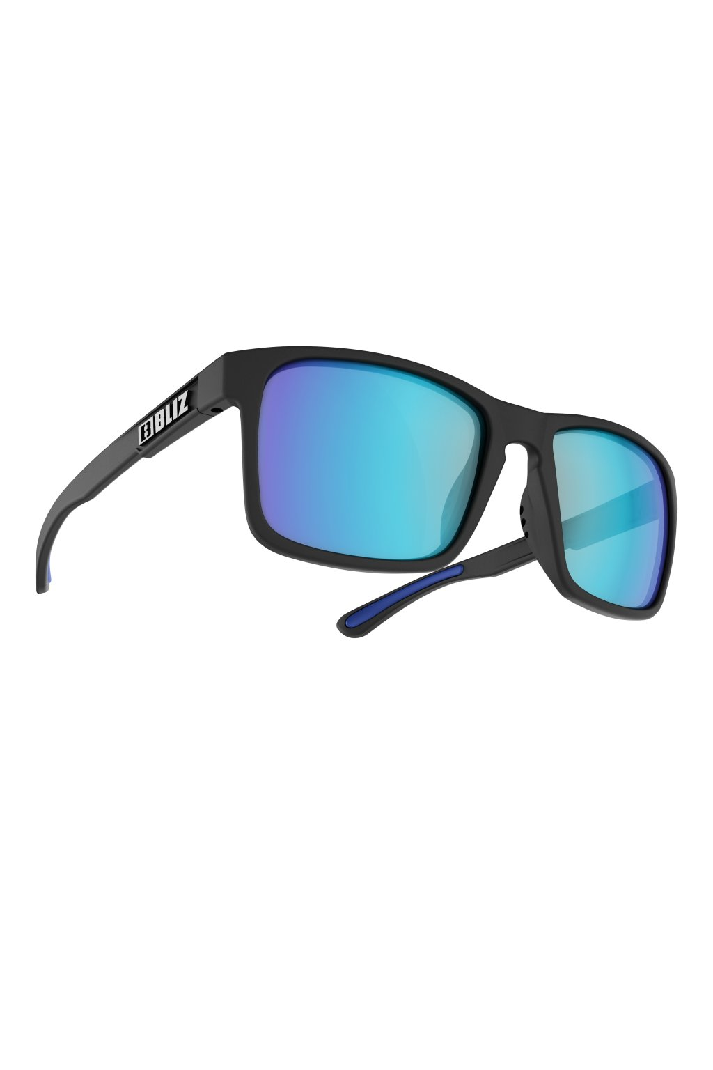 54605 13 Luna Bliz sports glasses black sunglasses