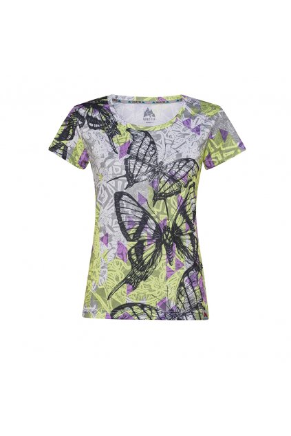 BUTTERFLIES T SHIRT WOMEN