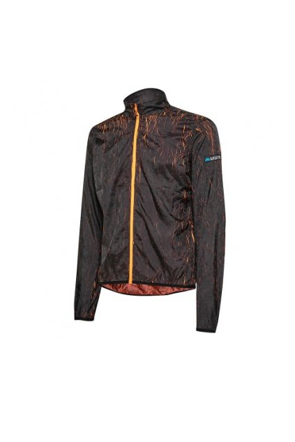 lava jacket orange men