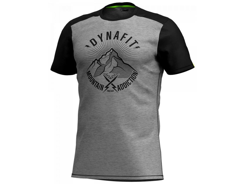 Bavlněné pánské tričko Transalper