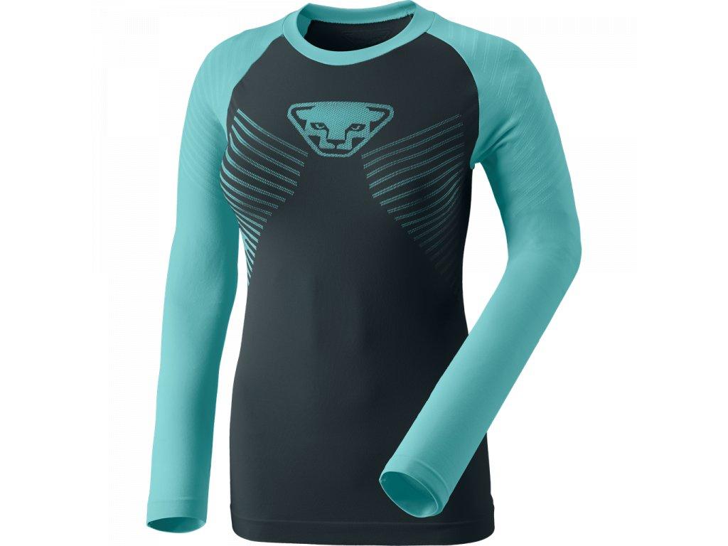 Rychleschnoucí triko s dlouhým rukávem Dynafit Speed Dryarn