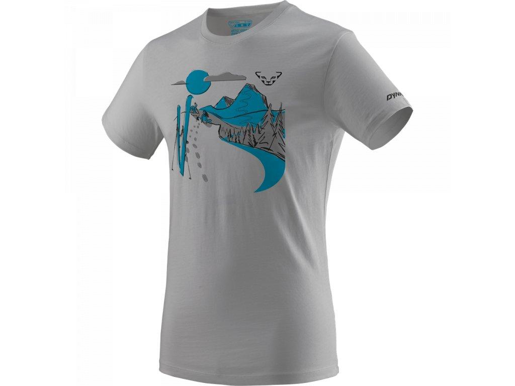 Bavlněné tričko s originálním designem