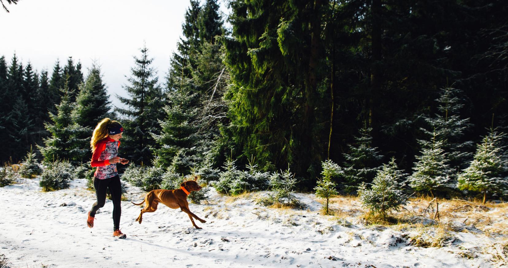 Jak se obléct na běh v zimě?