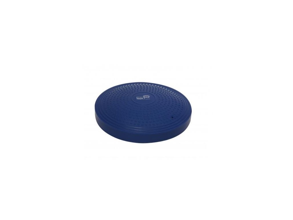 kinemax PROFESSIONAL balance pad balancni podlozka modra