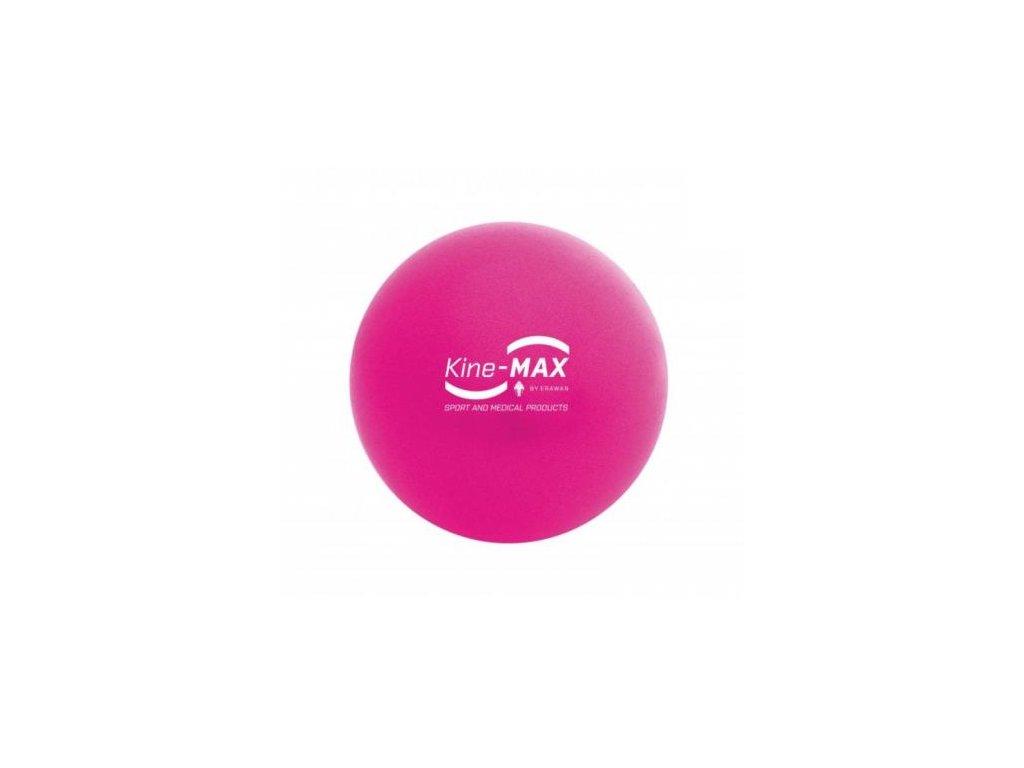 kine max PROFESSIONAL overball cvicebni mic ruzovy