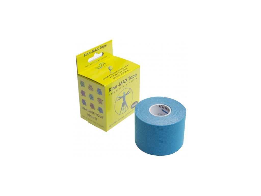 kinemax superpro cotton tape modra 5 m m