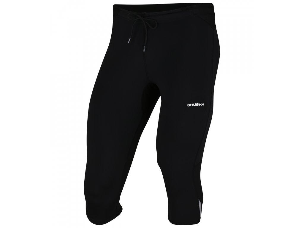 Pánské 3/4 kalhoty Darby M černá