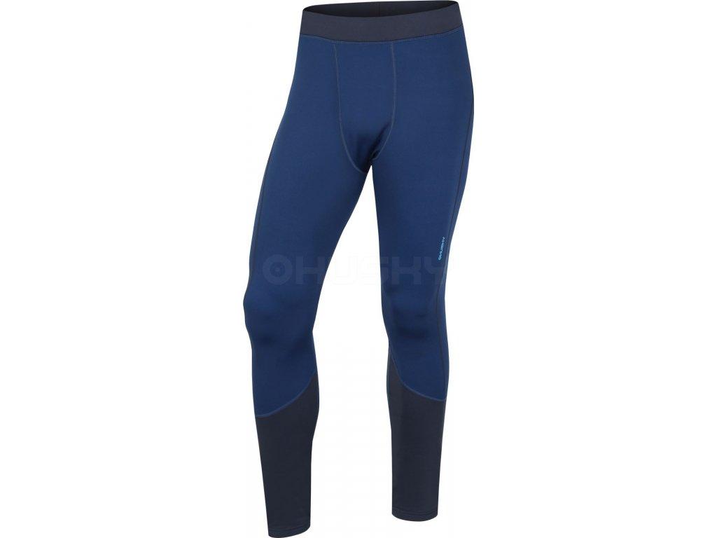 Pánské termo kalhoty - podzim, zima Active winter pants M tm.modrá